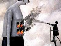 Лечение изжоги народными средствами