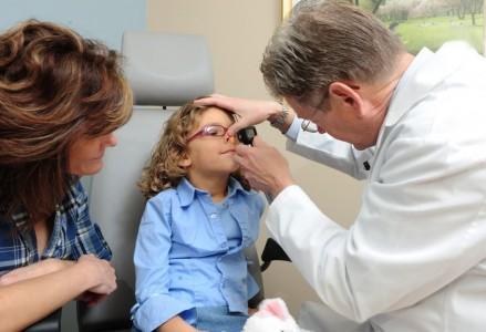 Обследование при частом кровотечении из носа у ребенка