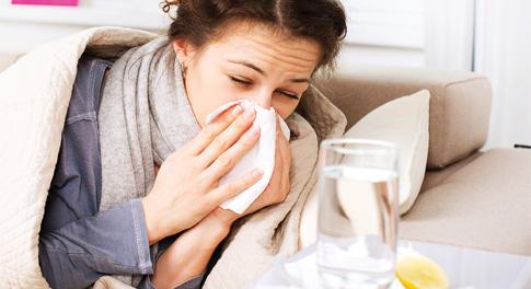Насморк - методы лечения насморка